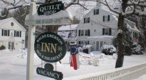 You'll Never Want To Check Out Of This Unique Hotel In Maine