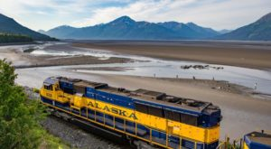 7 Incredible Alaska Day Trips You Can Take By Train