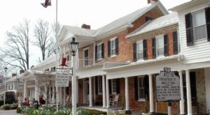 The Oldest Inn In America Is Right Here In Virginia And It's Amazing