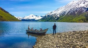 11 Breathtaking Places In Alaska That You Can Only Reach By Boat