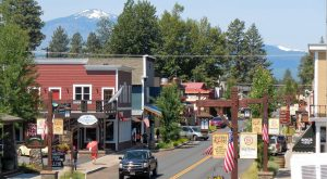 There's Something Magical About This One Charming Small Town In Oregon