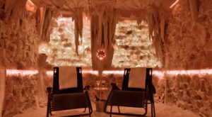 The Incredible Salt Cave In South Carolina That Completely Relaxes You