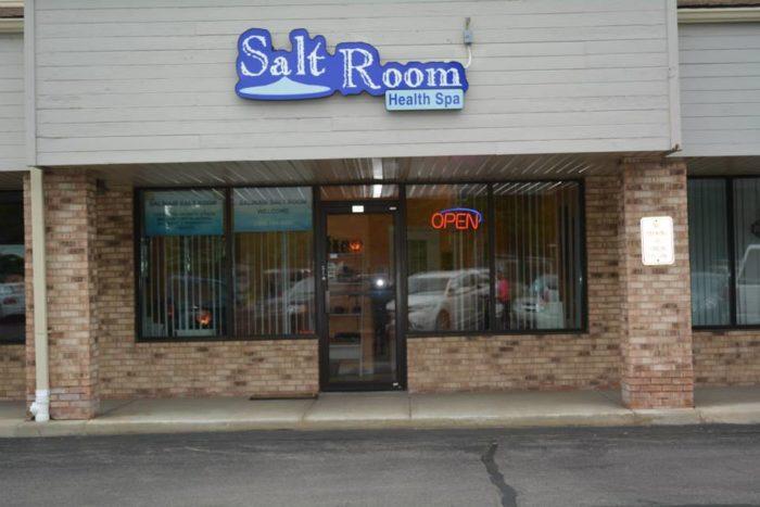 Salinair Salt Room Spa Near Detroit Is Incredible
