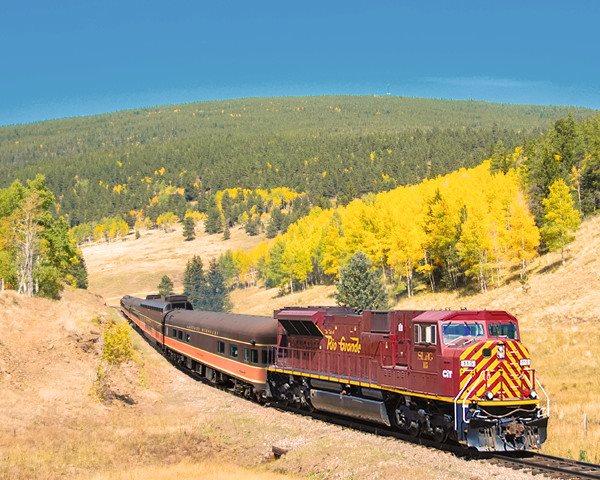 5 Best Easy Train Trips From Denver