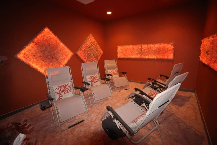 Visit One Of These 8 Salt Caves In Florida To Try Salt Therapy