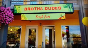 These 9 Washington Restaurants Have The Silliest Names But The Most Amazing Food