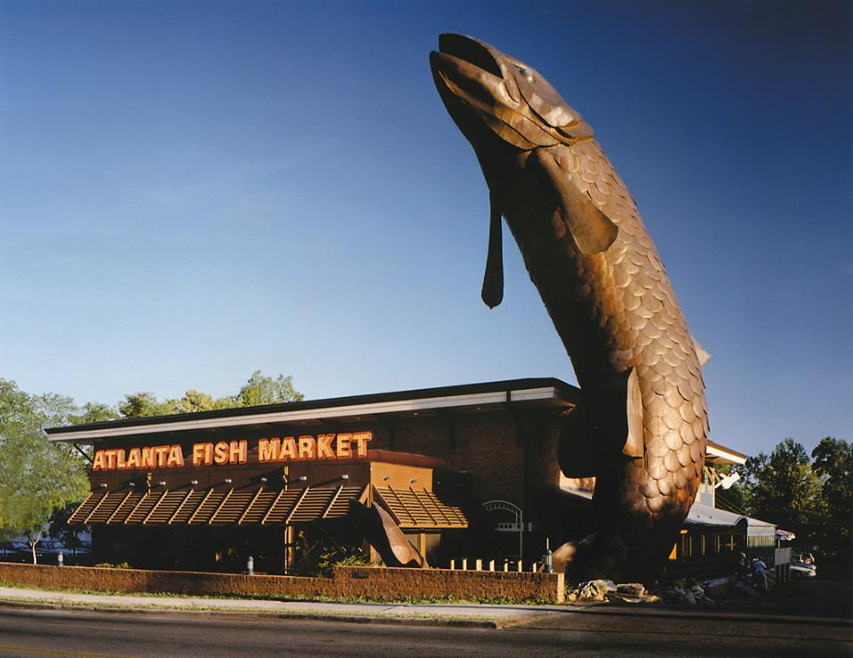 You 39 ll never forget a trip to this one of a kind fish for Fish market fort worth