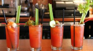 These 11 Restaurants Serve The Best Bloody Mary In Illinois