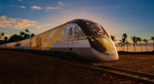Here's Everything We Know About Florida's Brand New High-Speed Train