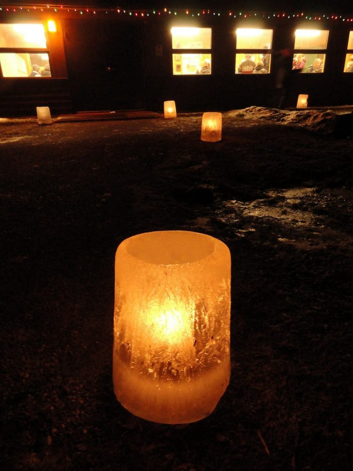 Take A Candlelight Hike In A Wisconsin State Park This Winter