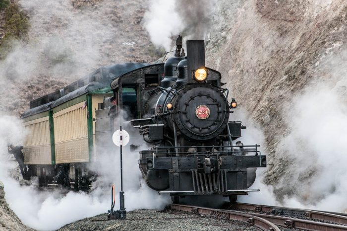 Virginia & Truckee Railroad (Carson City)
