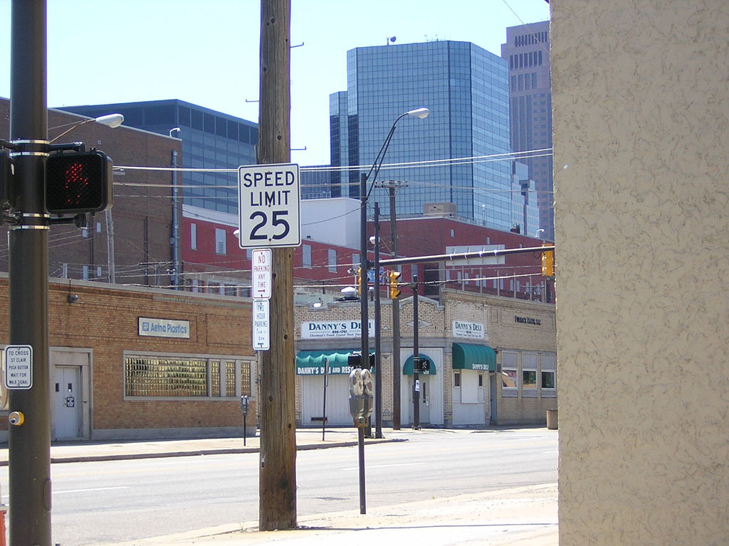 The 9 Most Dangerous Places In Cleveland