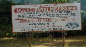 Most People Don't Know The Unusual Story Behind This Mississippi Town