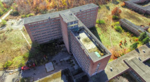 This Creepy Asylum Near Detroit Is Still Standing… And Still Disturbing