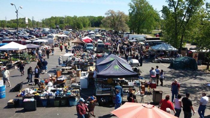 Dixieland Flea Market 2045 Dixie Hwy Waterford Township