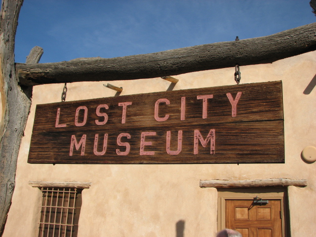 Lost City Museum