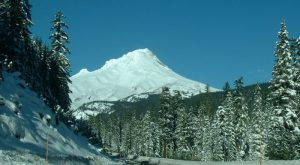 The 8 Most Magical Winter Drives In Oregon