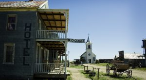 The Tiny Town In South Dakota That Will Transport You Back To The Old West