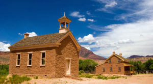 The Most Photographed Ghost Town In The West Is Right Here In Utah And You're Going To Want To Visit