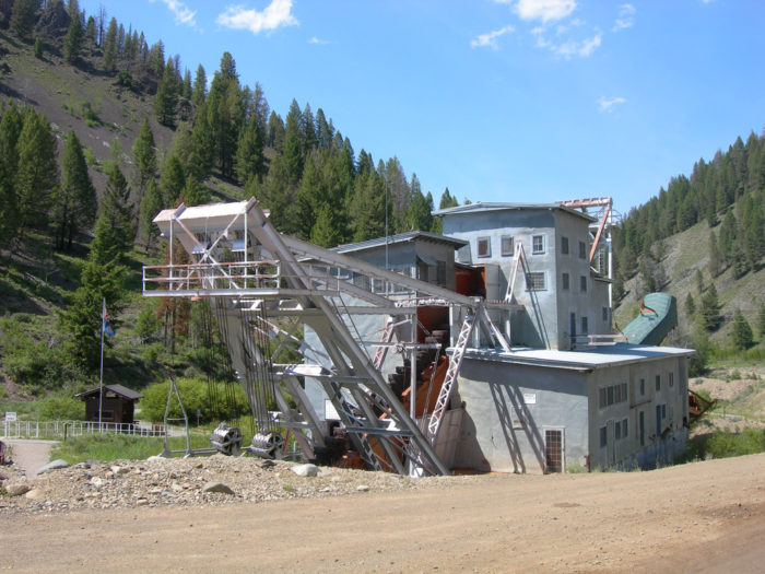 The Yankee Fork Gold Dredge In Idaho Is Truly One Of A Kind