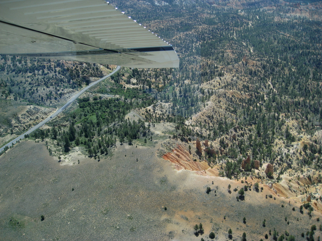 Bryce Canyon National Park Utah Airline Crash United
