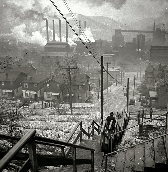 89 Best Historic Pittsburgh: 10 Best Vintage Steel Photos From Pittsburgh