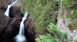 The Story Behind Minnesota's Disappearing Waterfall Is Bizarre But True