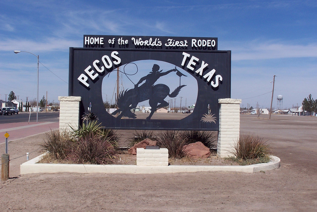 The Oldest Rodeo In America Is In Pecos Texas