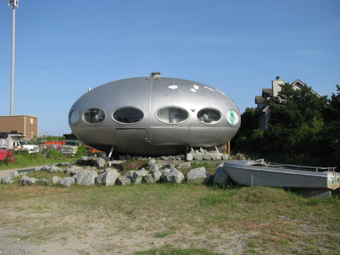 The Strange Story Behind North Carolinau0027s UFO House Will Fascinate You