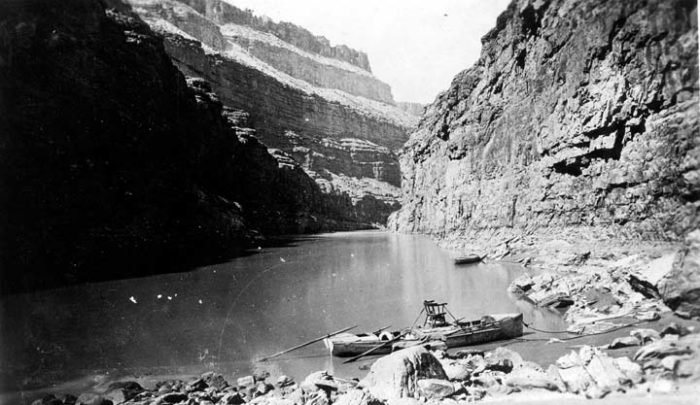 Vintage Pictures Of Tourism At The Grand Canyon