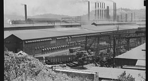These 10 Rare Photos Show Pittsburgh's Steel History Like Never Before