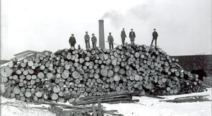 These 11 Rare Photos Show New Hampshire's Logging History Like Never Before