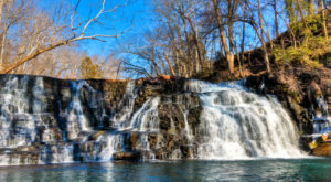 Here's The Perfect Weekend Itinerary If You Love Exploring Tennessee's Waterfalls