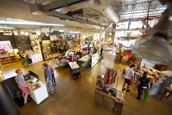 The Rust Belt Market 22801 Woodward Ave Ferndale