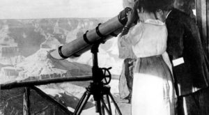 This Is What Visiting The Grand Canyon Looked Like 100 Years Ago