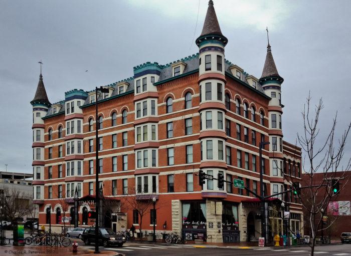 Boise City Hotels