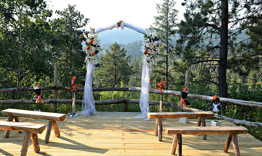 These 13 best wedding venues in south dakota for Best wedding venues in new york state