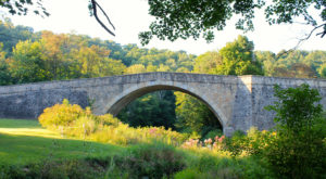 There's So Much To Discover At This Historic State Park In Maryland