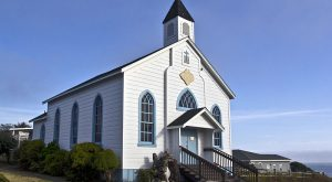 There's No Chapel In The World Like This One In Northern California