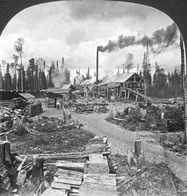 11 Rare Photos Of New Hampshire S Logging History