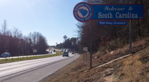 A New Law Just Absorbed Part Of South Carolina Into North Carolina And Is Confusing Residents