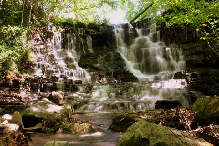 How To Explore All Of Tennessee 39 S Waterfalls In A Weekend