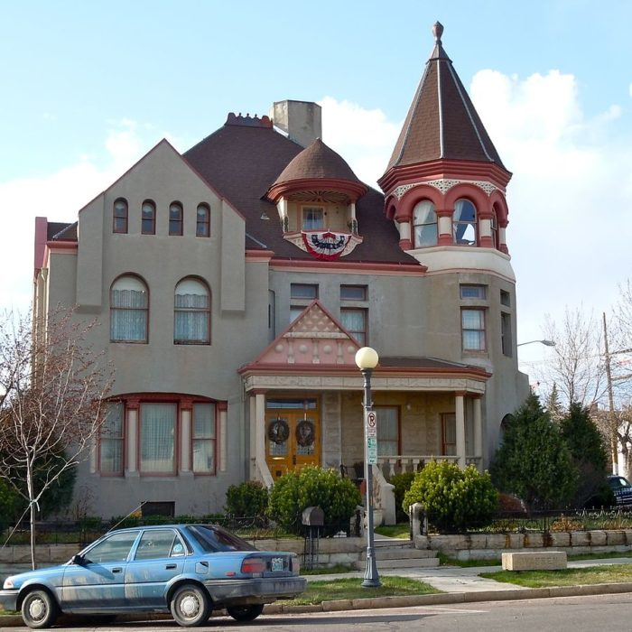 You 39 ll want to visit these 11 houses in wyoming for their for Cheyenne houses