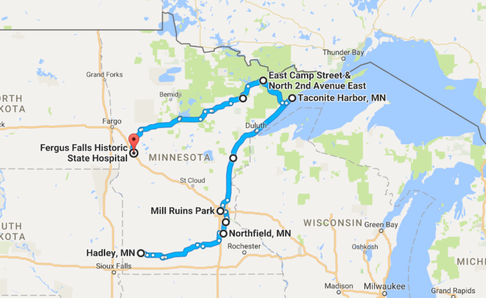 10 Amazing, Unforgettable Road Trips To Take In Minnesota