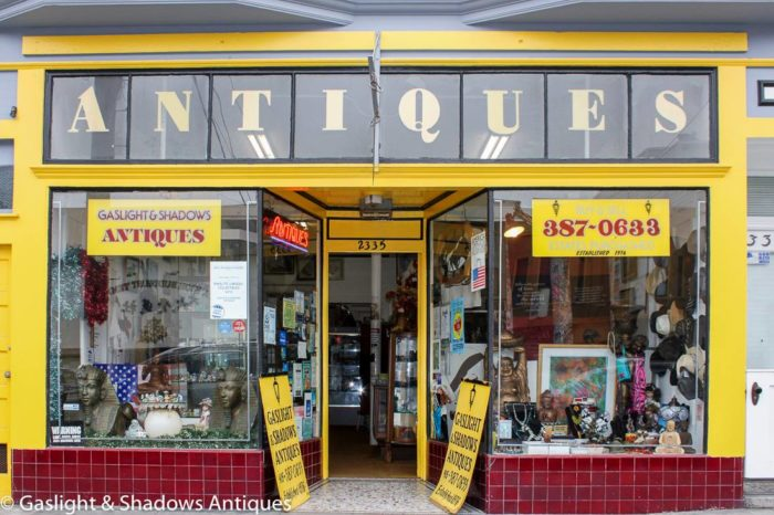 11 best places to find antiques in san francisco for Buy reclaimed wood san francisco