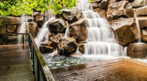 The Hidden Park That Will Make You Feel Like You've Discovered Washington's Best Kept Secret