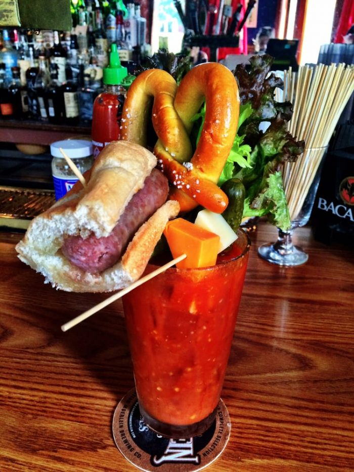 These 9 Restaurants Serve The Best Bloody Mary In Kentucky