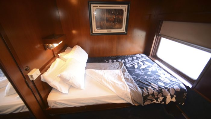 Spooner Train Bed And Breakfast