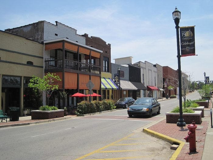 Downtown Fort Smith Restaurants
