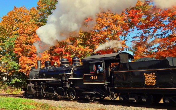Metro North Foliage Tour